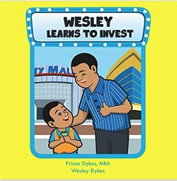 Wesley learns to invest